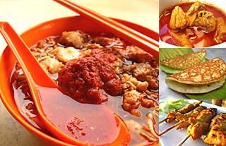Lonely Planet: Mmmmmarvelous Malay