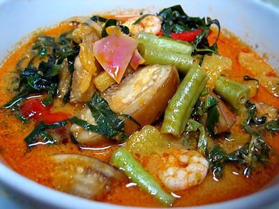 Perut Ikan / Nyonya Fermented Fish Stomach Curry