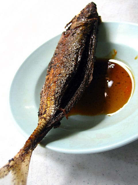 Nyonya Rempah Fish/Fish Stuffed with Chili