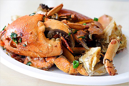 Salt and Pepper Mud Crab