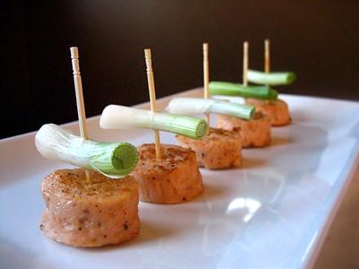 Vietnamese Tom Cha/Hue Shrimp Patties