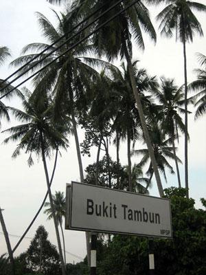 Bukit Tambun, Penang