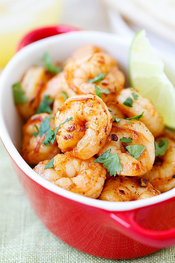 Tequila lime shrimp easy delicious recipes tequila lime shrimp shrimp with tequila lime cilantro crazy easy and budget forumfinder Choice Image